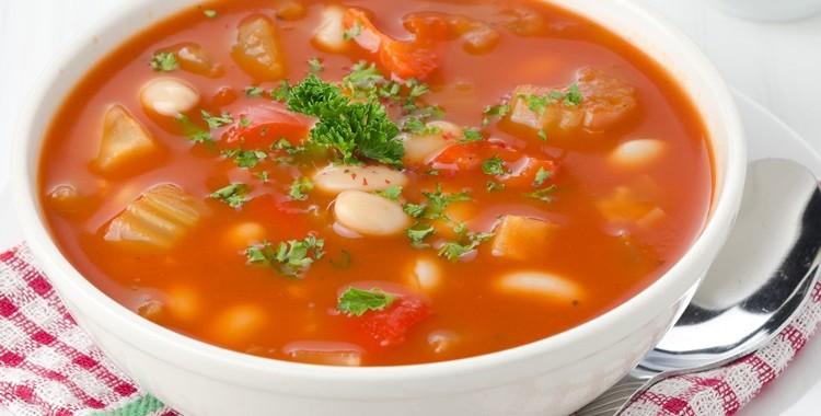 מתכון למרק עגבניות