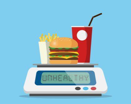 משקל דיגיטלי למסעדה