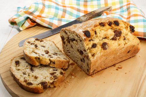 מתכון ללחם צימוקים