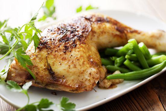 מתכון להכנת כרעיים עוף בתנור