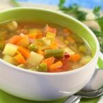 מתכון למרק ירקות